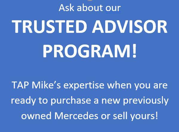Trusted Advisor Program