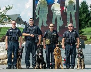 York County Sheriff's Department K9 Unit